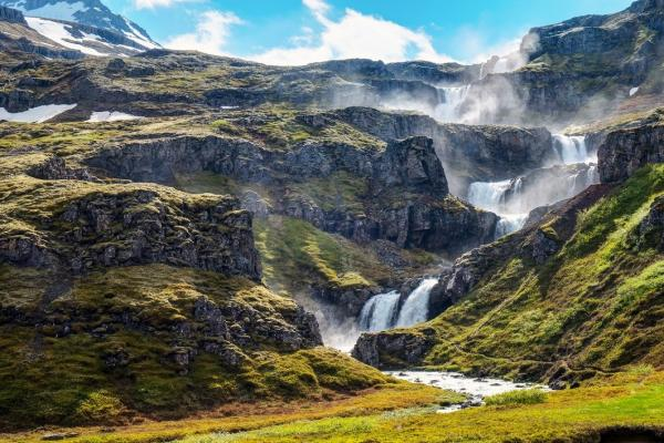Fjords of Eastern Iceland